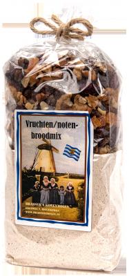 Vruchten-notenbroodmix (750 gram)