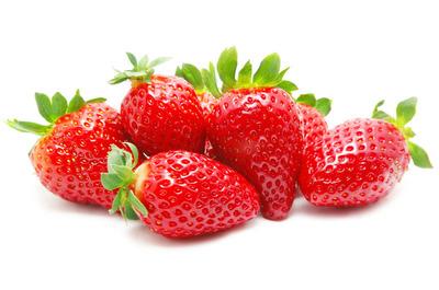 Aardbeien kleine doos (á 250 gr)