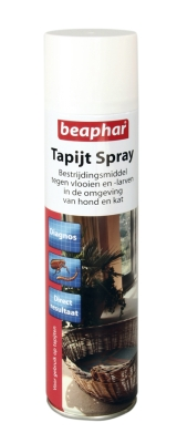 Anti vlooien tapijtspray