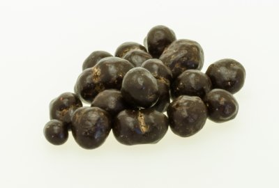 Bio chocolade frambozen (100gr)
