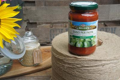 pasta saus met basilicum (340g)