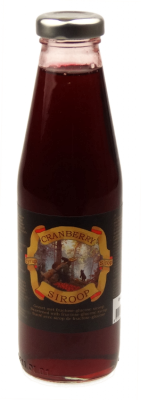 Cranberry Siroop (750 ml)