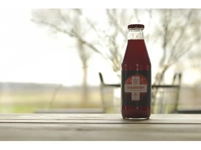 Bio cranberry sap (eerste hulp van schulp)