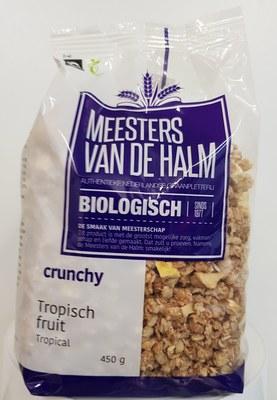 Crunchy Tropisch Fruit BIOLOGISCH