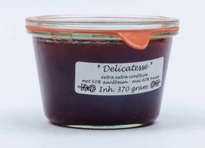 Delicatesse jam (385 gr)