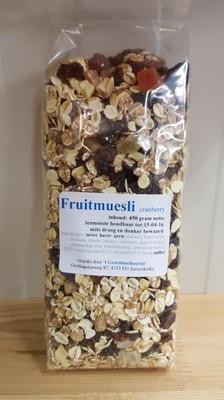 Fruitmuesli 'cranberry'