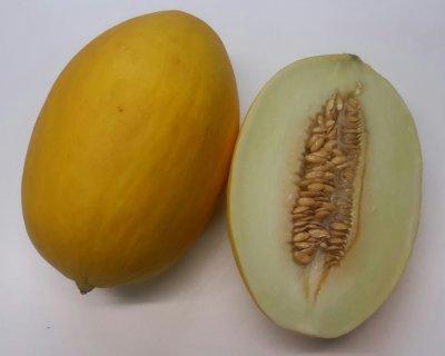 Gele honingmeloen