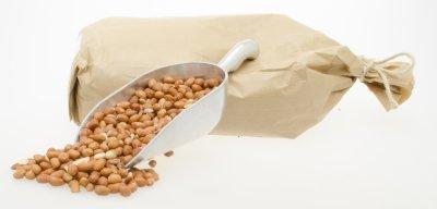 Gepelde pinda's (1 kg)