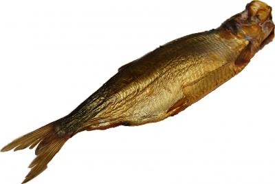 Gestoomde Spekbokking (heel)