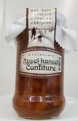 Confiture 'Appel-Kaneel'
