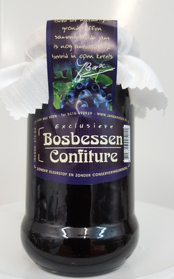 Confiture 'Bosbessen'