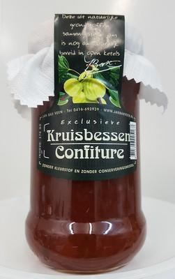 Confiture 'Kruisbessen'