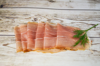 Jambon d'Ardenne, 100 gr