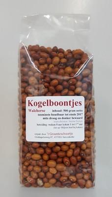 Kogelboontjes (500 gram)