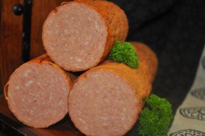 Eigen grilworst naturel (150 gram)
