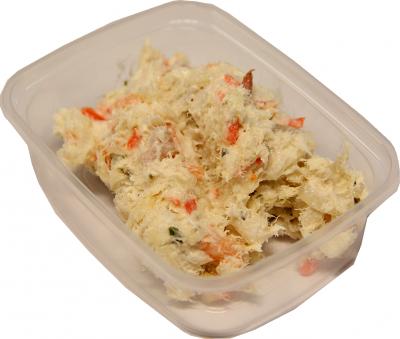 Noordzeesalade (150 gr)