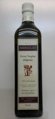 Olijfolie extra vergine (750 ml)