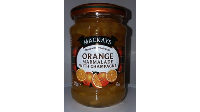 Marmelade 'Orange' met Champagne