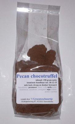 Pecan chocotruffel (150 gram)