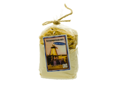 Stroopwafelcakemix (550 gram)