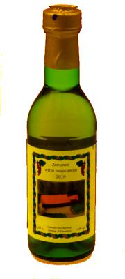 Witte bessen wijn 2010