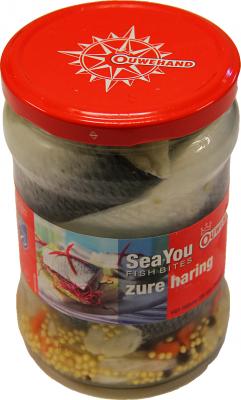 Pot zure haring