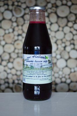 Zwartebessensap (750 ml) DCG