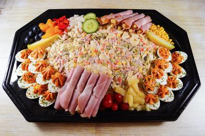Italiaanse Pasta Salade (12 personen)