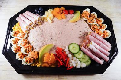 Rundvlees Salade (18 personen)