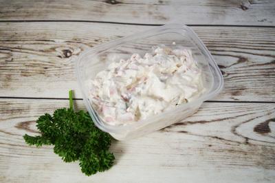 Vlees salade (150 gr)
